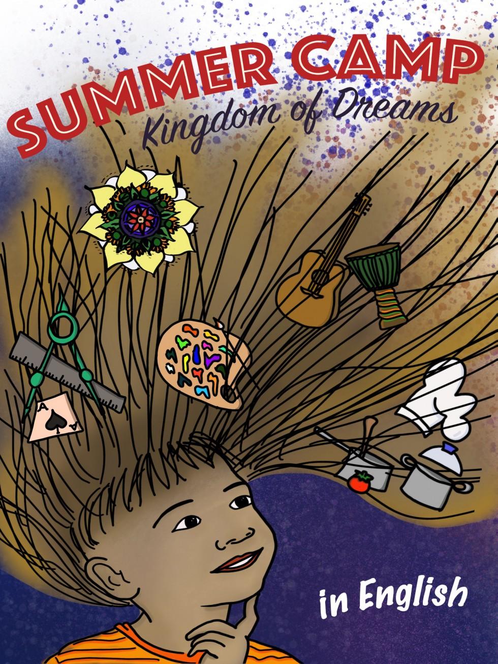 English Summer Camp – Kingdom of Dreams